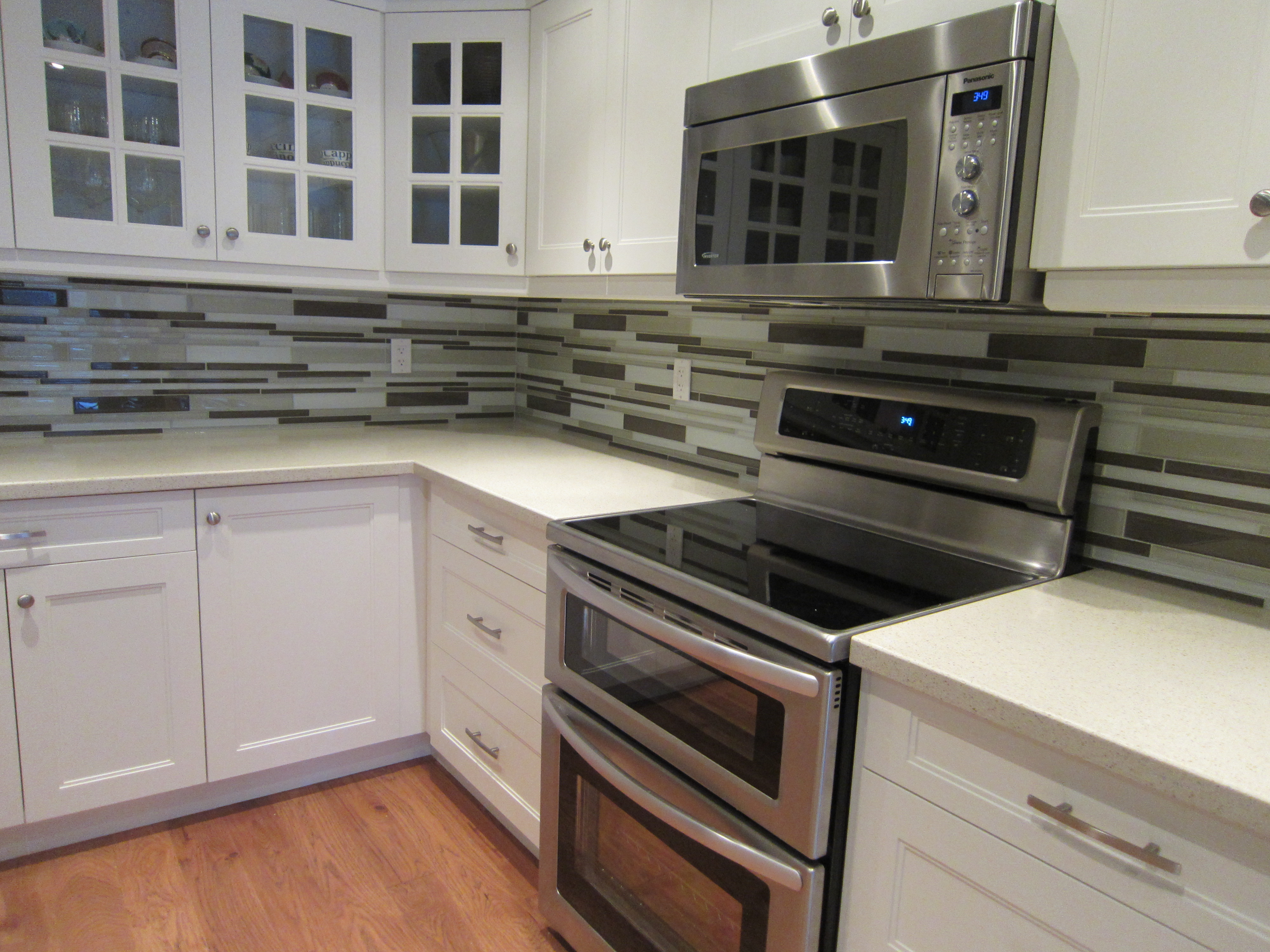 Renovated Kitchen Getting Organized During A Renovation We Organize Uwe Organize U